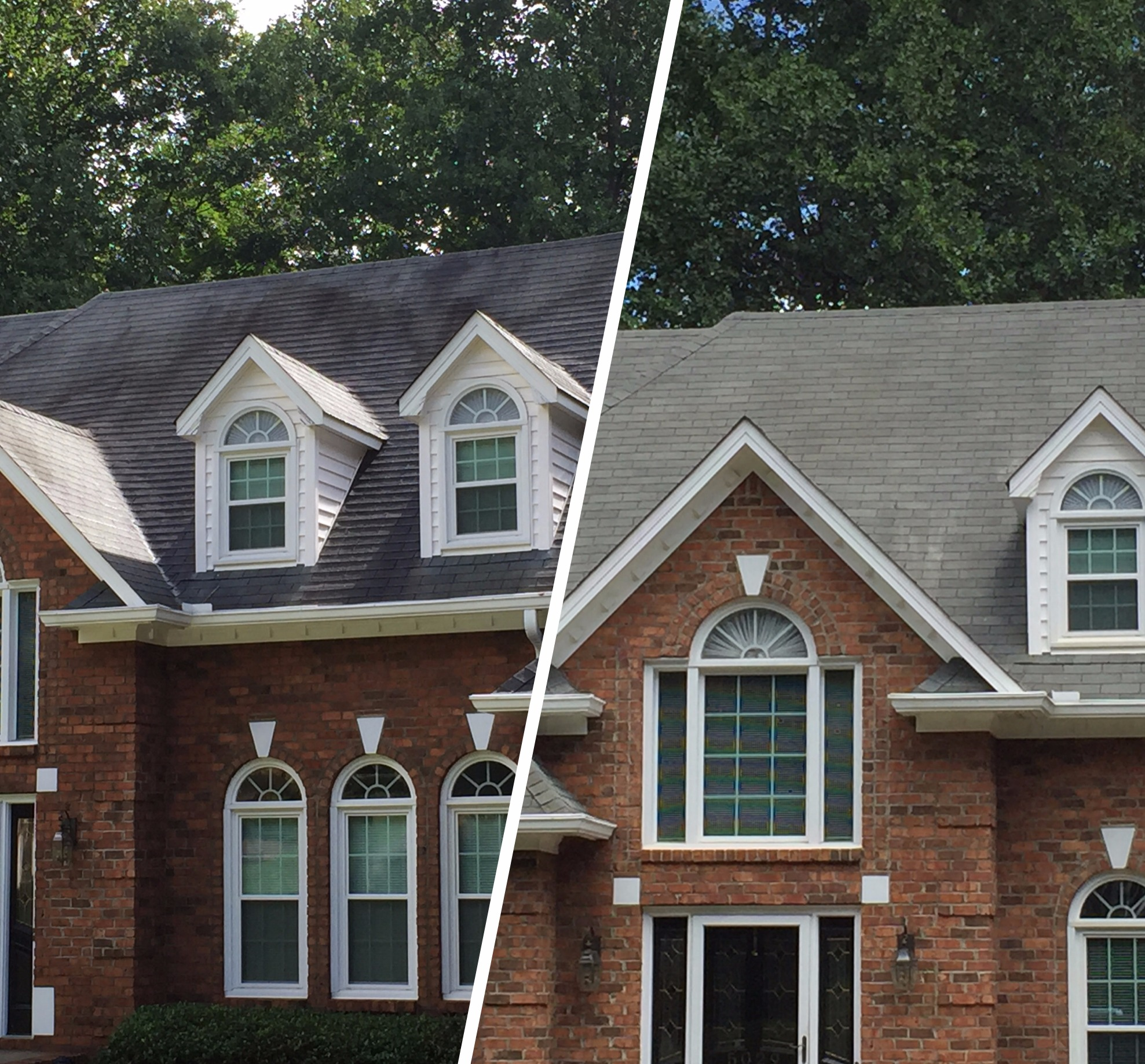 roof cleaning in winston salem, nc