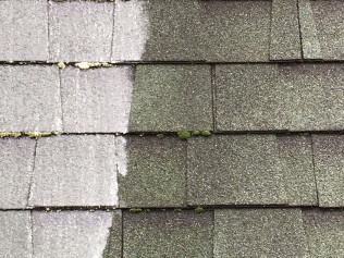 roof cleaning services in Winston Salem NC
